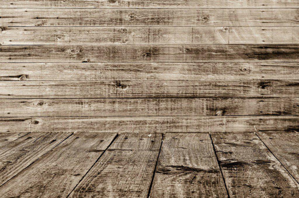 Holzdielen: Aus alt mach neu
