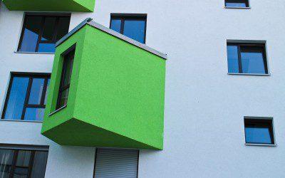 Merkmale moderner Häuser