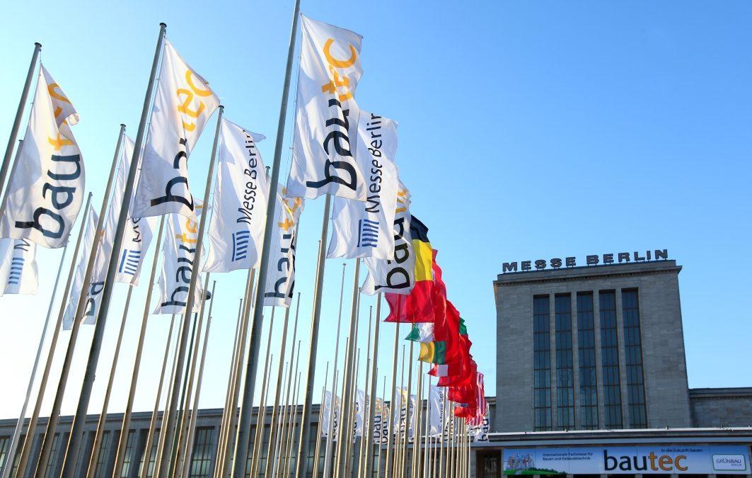 Die Fachmesse bautec 2018 in Berlin