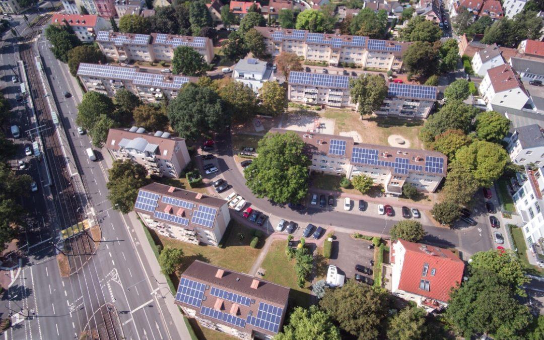 Mieterstrom-Projekt in Frankfurt a. M.