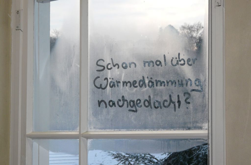 Isolierfolie, Fenster isolieren