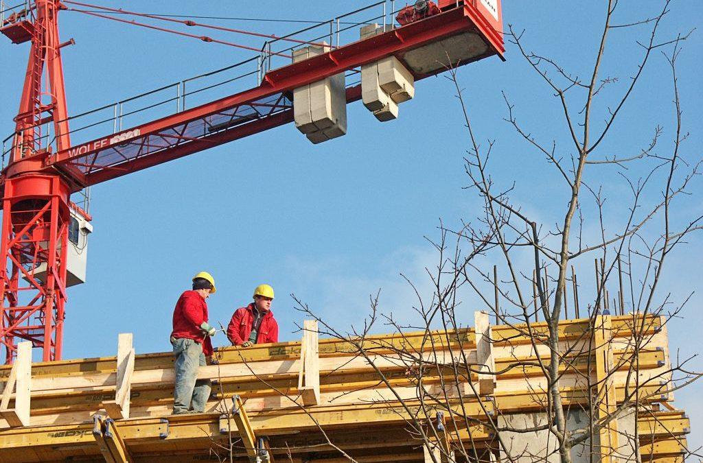 Mindestlohn Baubranche