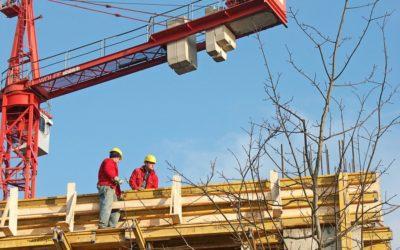 Mindestlohn im Baugewerbe steigt ab 2018