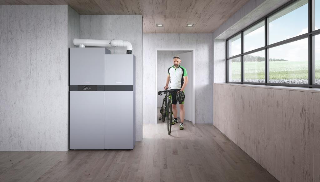 Brennstoffzellen Kraft-Wärme-Kopplungsanlage