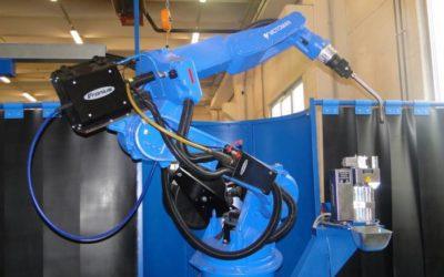 Roboterschweißen – die neue Schweißtechnik, die Vorsprung bringt