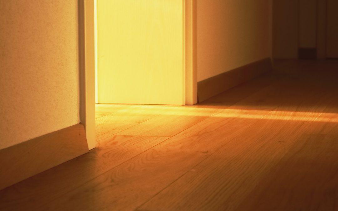 Eine Frage der Zeit – Fußbodenheizungen