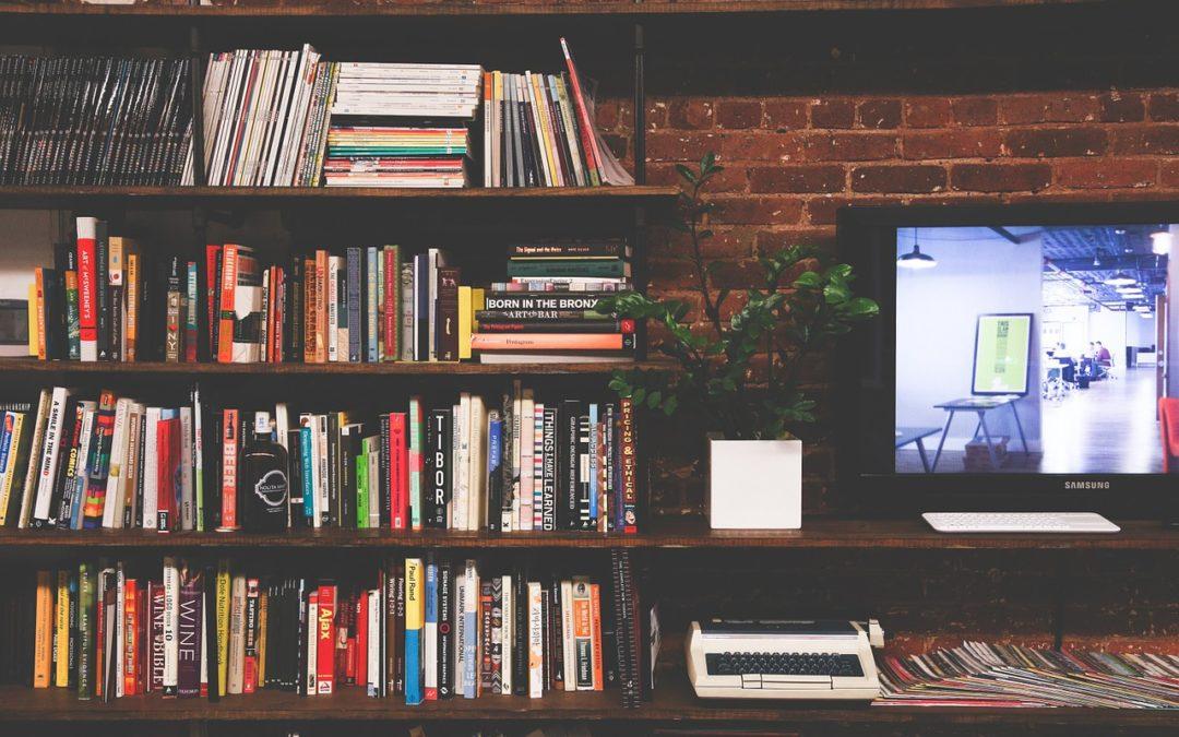 Bücher – Unterhaltung, Wissen und viel Deko-Potential