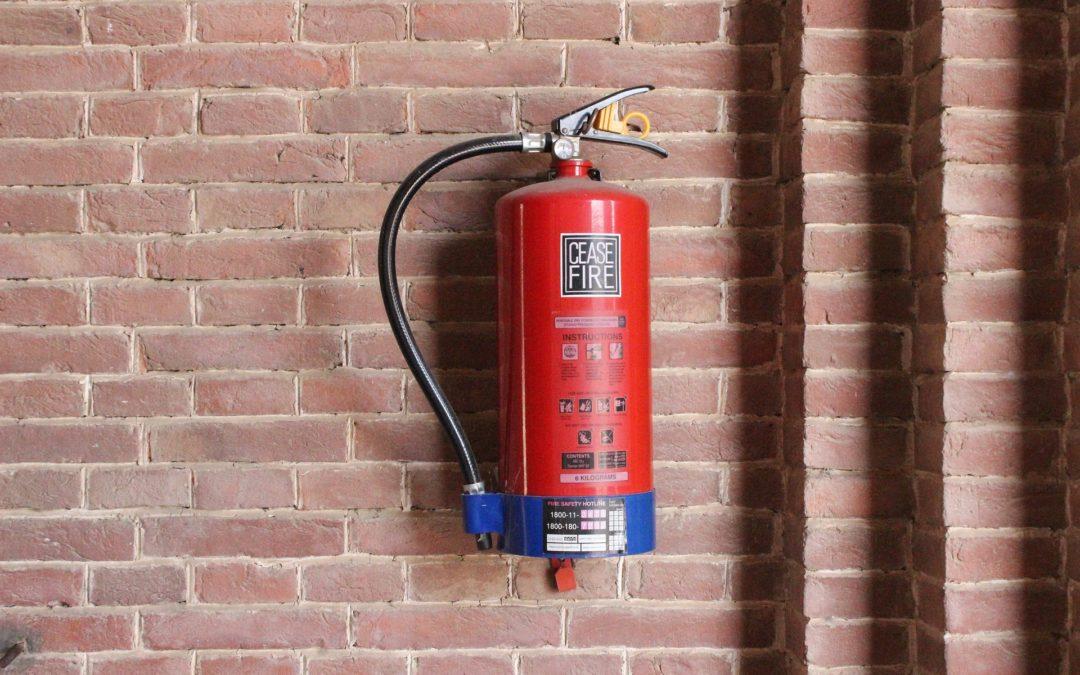 Aktiver Brandschutz in Wohngebäuden