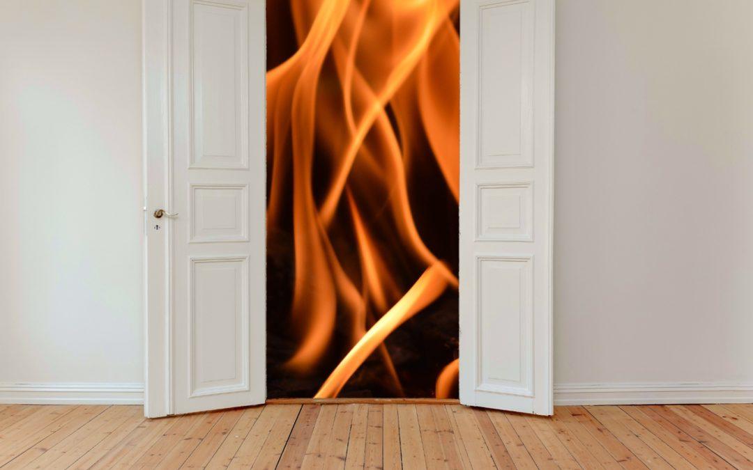 Was man über Brandschutz- und Rauchschutztüren wissen sollte