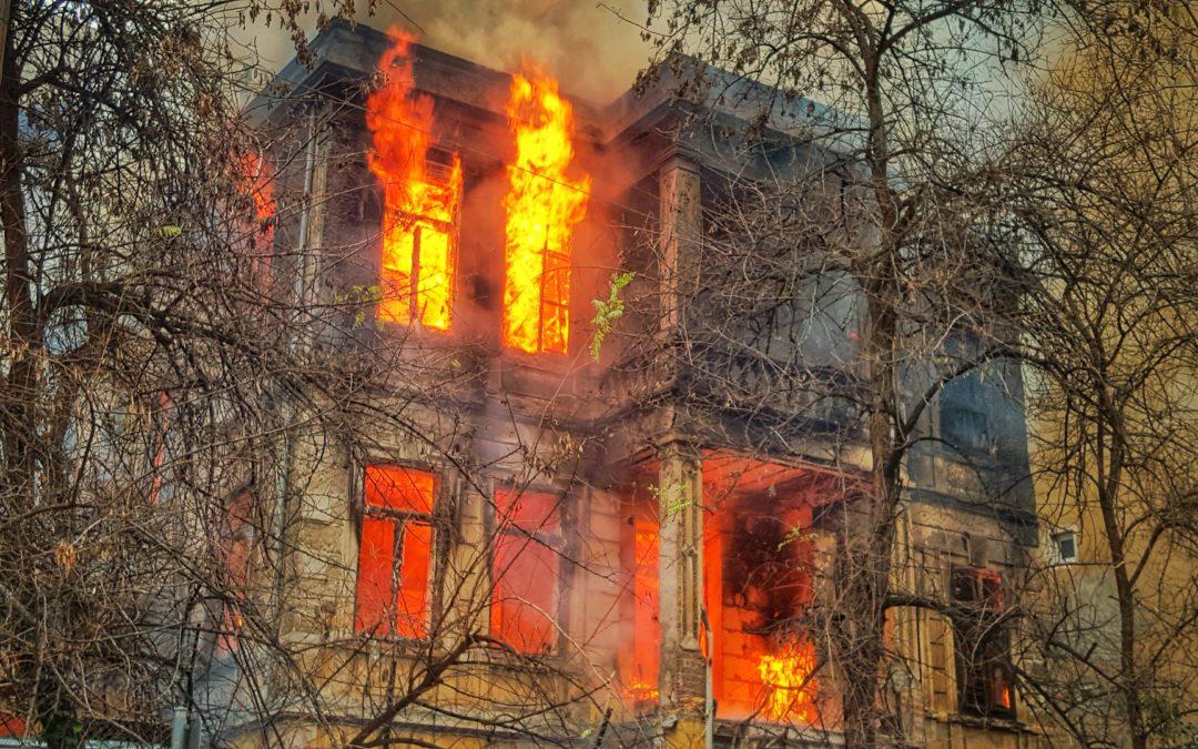 Die häufigsten Brandursachen