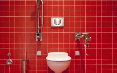 Wand-WC richtig montieren