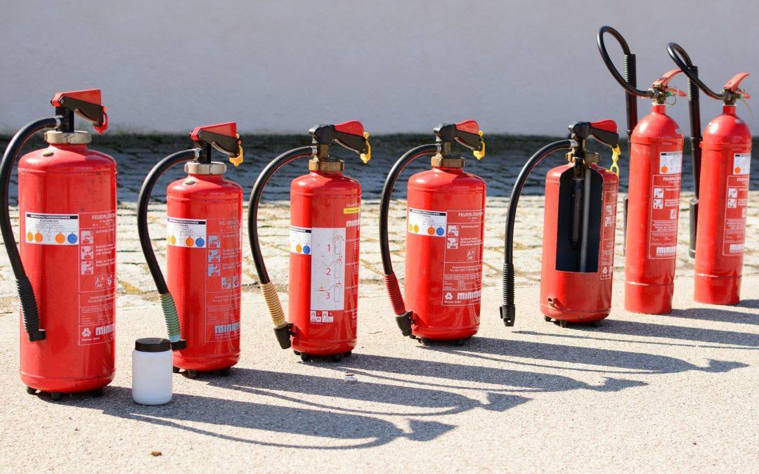 Wichtige Feuerlöscher für Privathaushalte